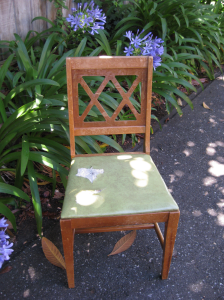 Avery's chair