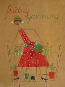 Friday gardening