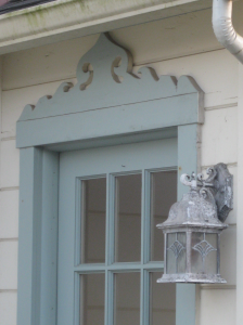 door and porch light